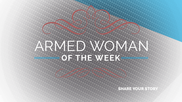 Armed Woman of the Week