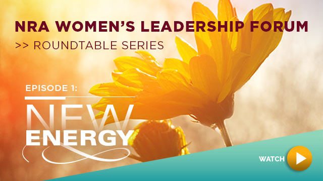 Women's Leadership Forum - New Energy