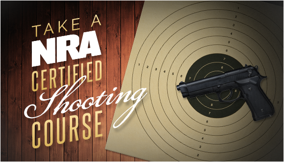 NRAW Home NRA Certified Shooting Course