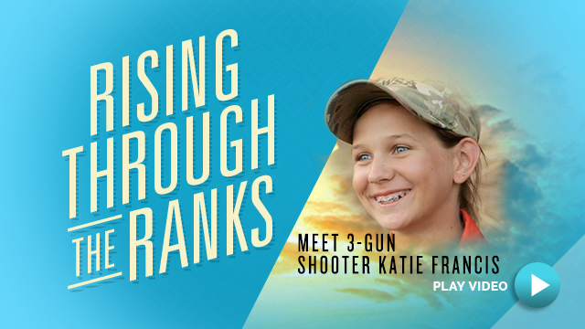 Rising Through The Ranks - Katie Francis